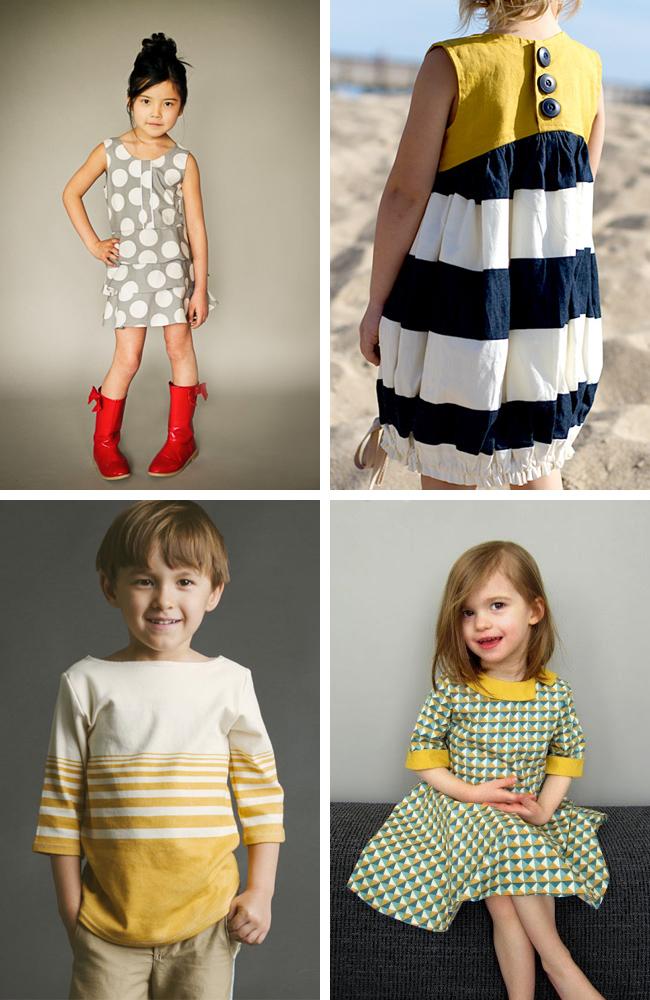 Lula Louise: DIY Roundup – Children\'s Sewing Patterns