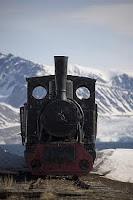 tren aproximándose