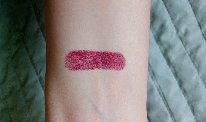 The Perfect Vamp Lip | Wet N Wild Mega Last Lipstick Cherry Bomb Swatches