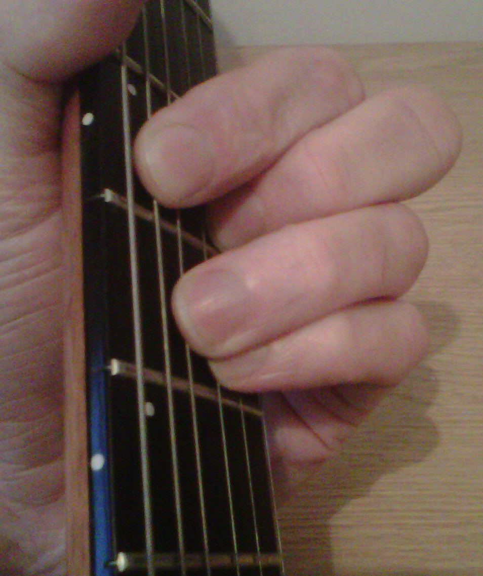A New Guitar Chord Every Day October 2012
