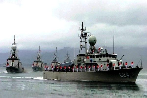 TNI AL Bayang-bayangi Pergerakan Aktivis Freedom Flotilla