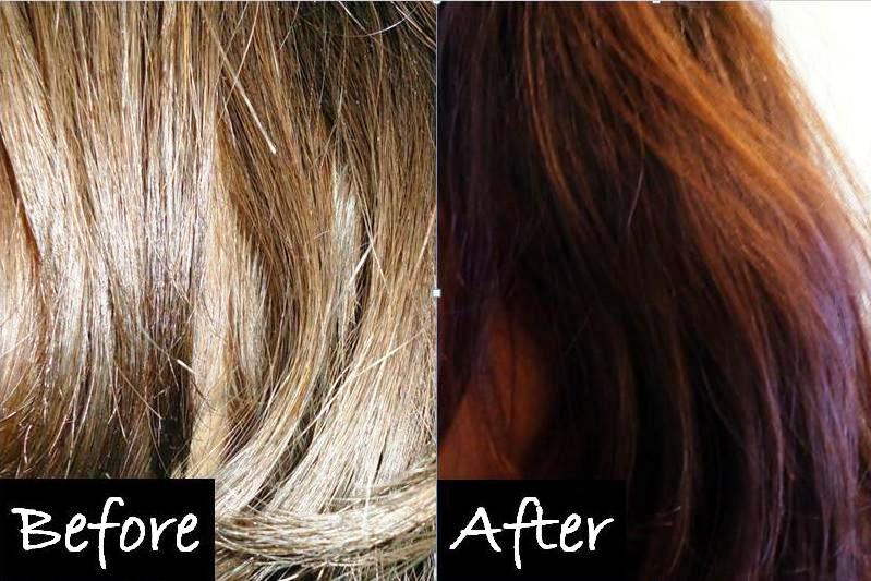 7 ways to naturally colour your hair without chemicalskhoobsurati henna has been traditionally used in india to colour hair naturally choose the right kind of henna as a wrong one can add an orange ish shade to your hair pmusecretfo Images