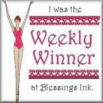 Weekly Winner