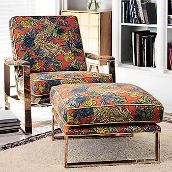 Ming Dragon fabric