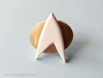 Star Trek коммуникатор
