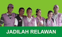 Jadilah Relawan