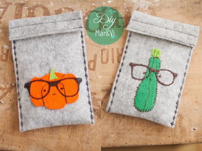 Custodie per occhiali DIY