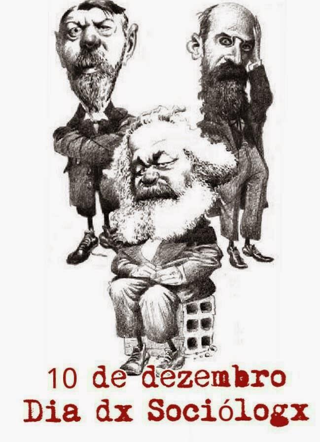 10 de dezembro: dia do (a) sociólogo (a).