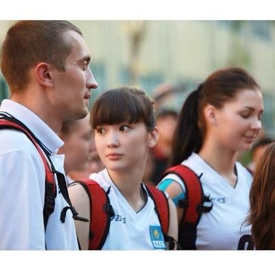 gambar Sabina Altynbekova