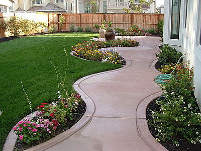 Backyard Landscape Design Ideas