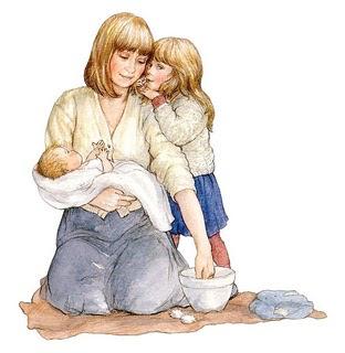 Amo minha Filhas...Ser mãe é maravilhoso!!!
