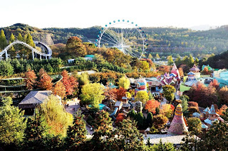 Everland Theme Park Korea Selatan