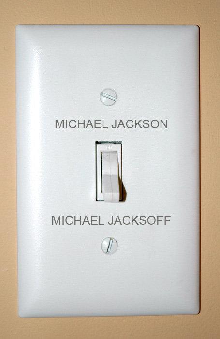 Michael Jackson - Michael Jackoff