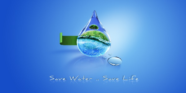 Save Water - Save Life