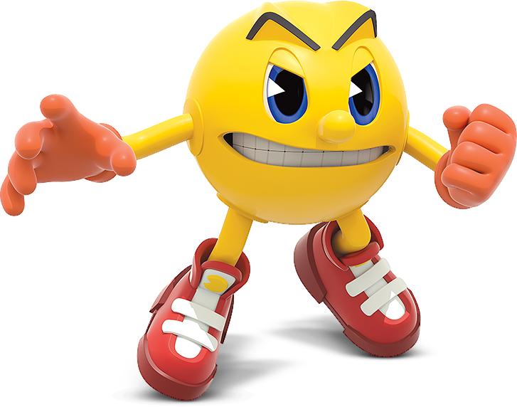 Pac-man para imprimir