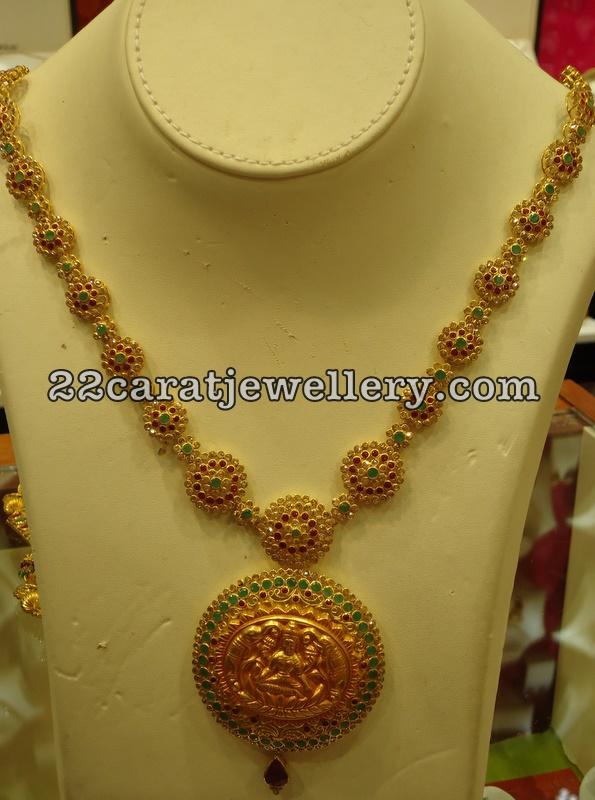 Pearl Jewellery Necklace >> Uncut Diamonds Jewellery - Jewellery Designs
