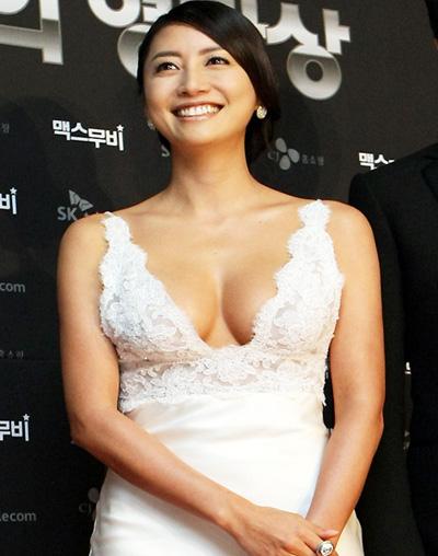 Foto Han Sung Jo Miss Korea 1995