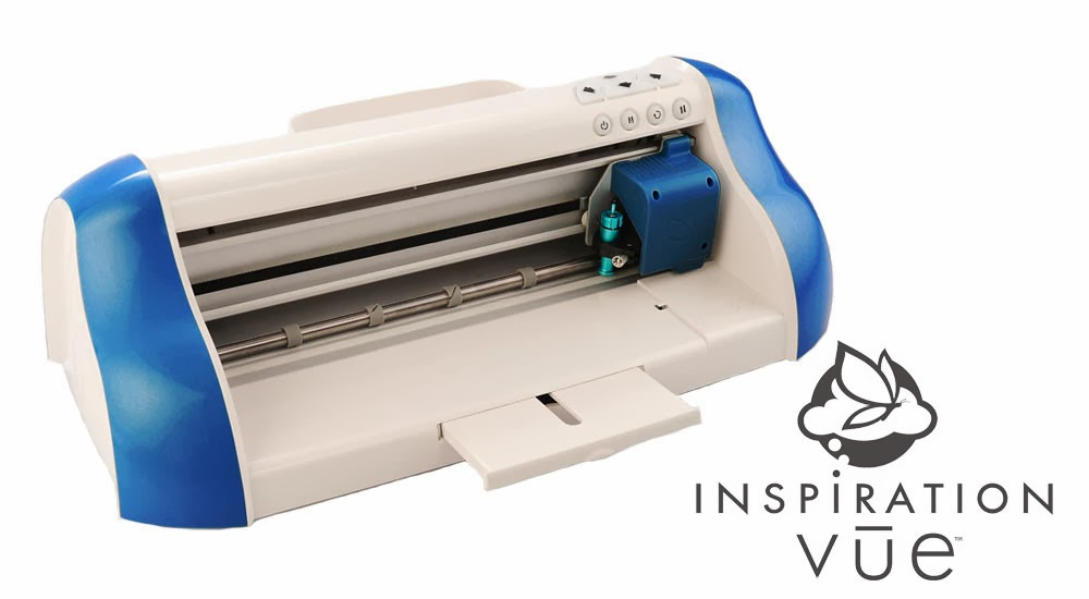 Inspiration Vue - NEW - Digital Cutting Machine!