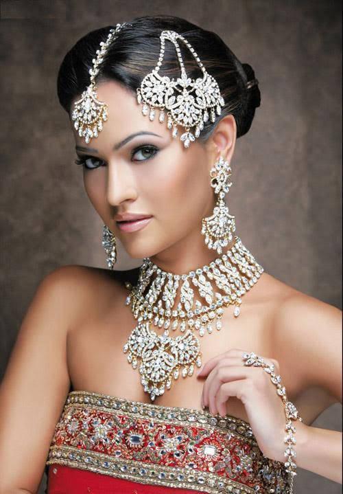 indian wedding hairstyles for long hair bridal mehndi designs. Black Bedroom Furniture Sets. Home Design Ideas