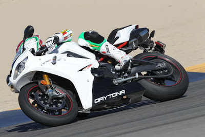 2011 Triumph Daytona 675R