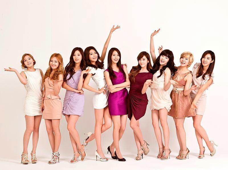 Pesona Girls' Generation Korea 2012