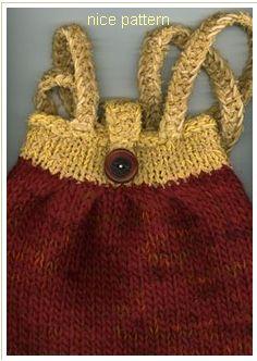 great pattern of knitting