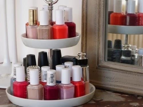 pellmell cr ations id es pour ranger ses vernis ongles. Black Bedroom Furniture Sets. Home Design Ideas