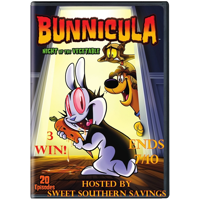 Bunnicula DVD Giveaway