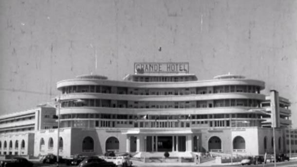 Grande Hotel da Beira, Moçambique - documentário de Lotte Stoops