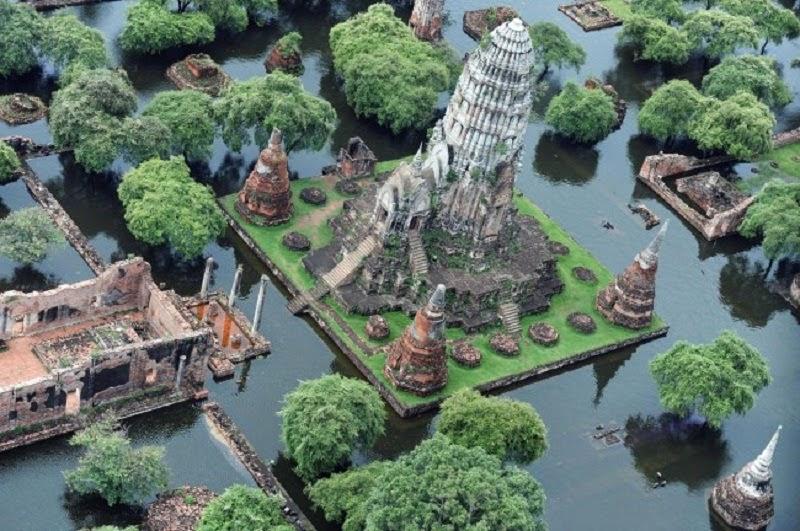 kerajaan ayutthaya di thailand