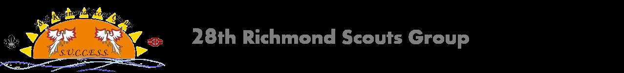 28th Richmond Scouts Group