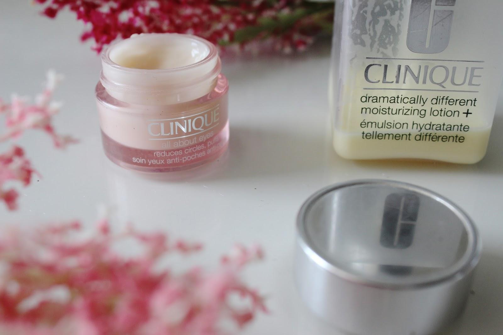 Daily skincare x Clinique