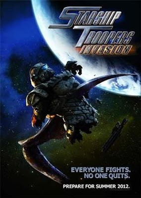 Starship Troopers: Invasión (2012) - Latino