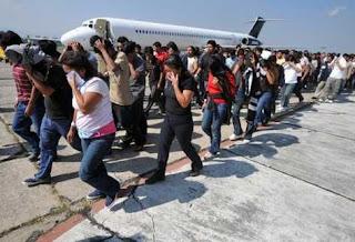 México deporta más indocumentados que Estados Unidos
