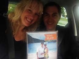 Raise money for your Honeymoon seen on Shark Tank Show