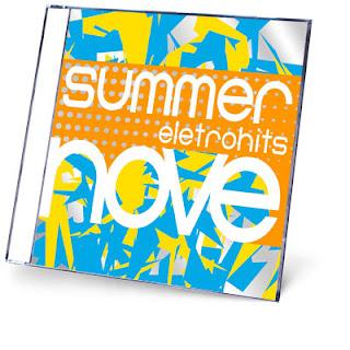 Capa Summer Eletrohits   Vol. 9 (2013) | músicas