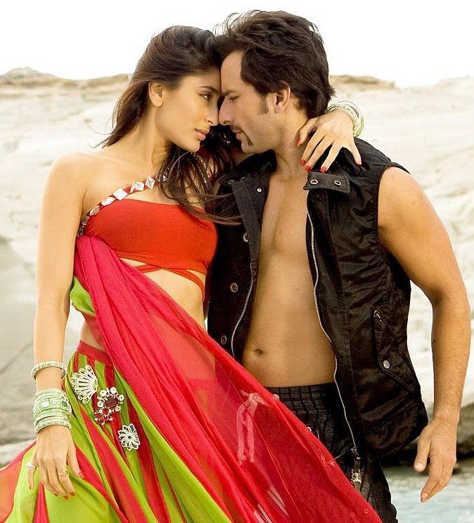 Saif Ali Khan When I M With Kareena Don T Have To Look At