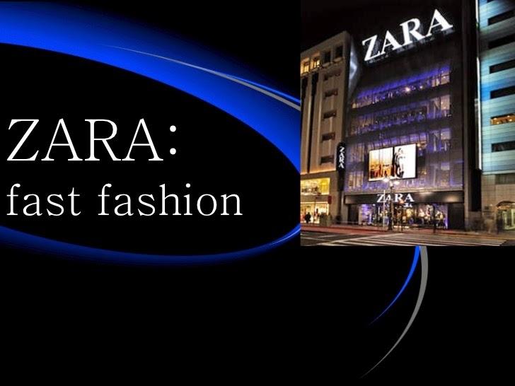 zara fast fashion