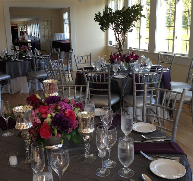 The Old Daley Inn on Crooked Lake Wedding Flowers - Bouquets, Centerpieces, Floral Decor - Splendid Stems