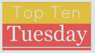 Top Ten Tuesday # 43: Popular Authors I've Never Read
