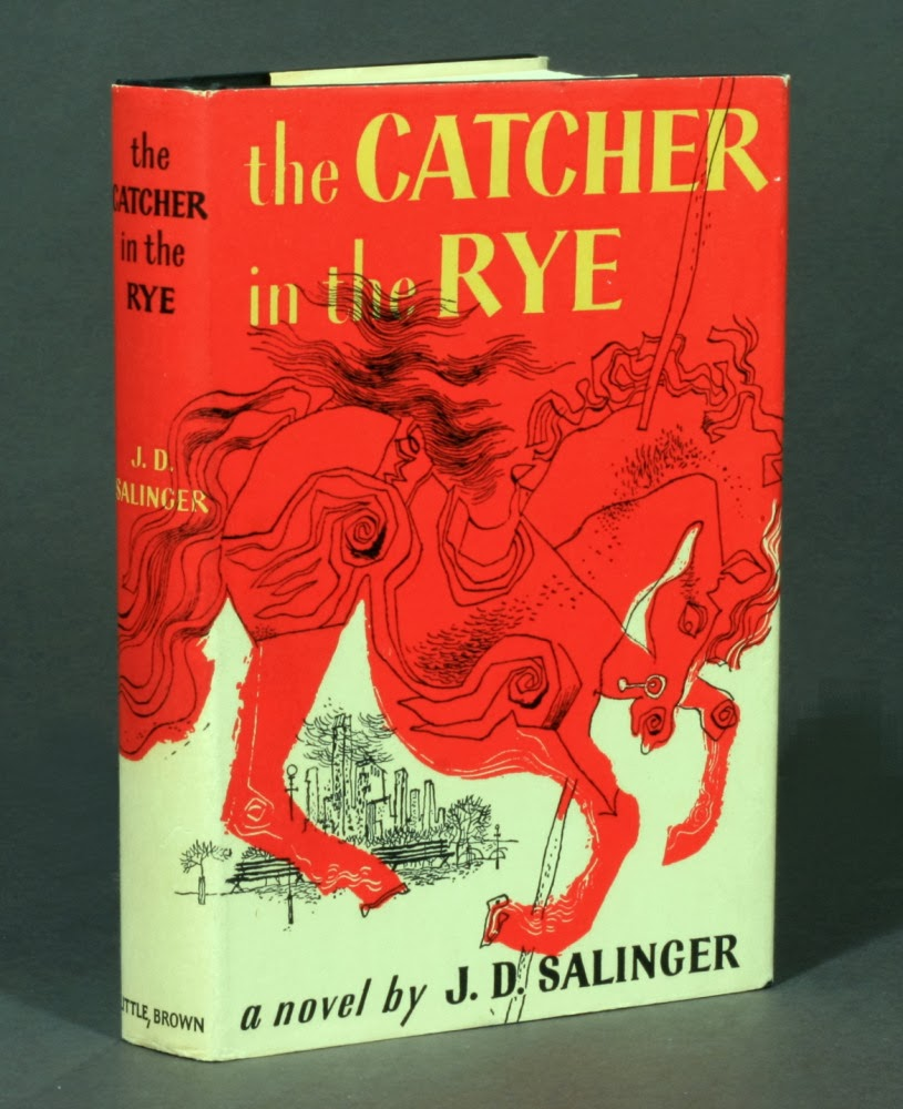 an analysis of the book the catcher of the rye by jd salinger Included in this guide: a biography of author jd salinger, a look at the book's context, its literary elements, detailed chapter summaries, analysis, and suggestions for essays this is the definitive guide to the catcher in the rye, concise, easy to understand, and guaranteed to add to your enjoyment of this classic story.