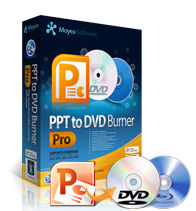 Moyea ppt to DVD converter