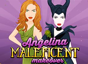 Angelina Jolie Malévola