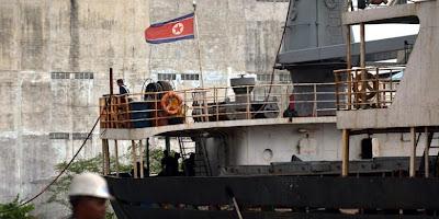 Kuba Akui Senjata-senjata Itu Akan Diperbaiki di Korea Utara
