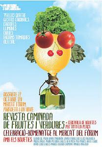 REVISTA CAMINADA DE FRUITES I VERDURES