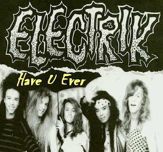 Electrik - Have U Ever [Very Rare Release]