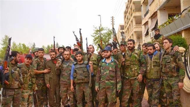 Tentera Syria Bunuh 117 Penentang Kerajaan