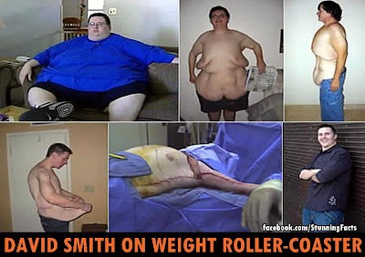 DAVID SMITH ON WEIGHT ROLLER-COASTER