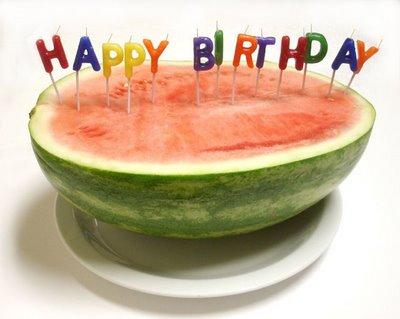 Daily Diabetic Birthday cake alternative