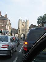 Entrando a York